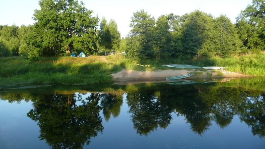 Сплав по реке Судогда