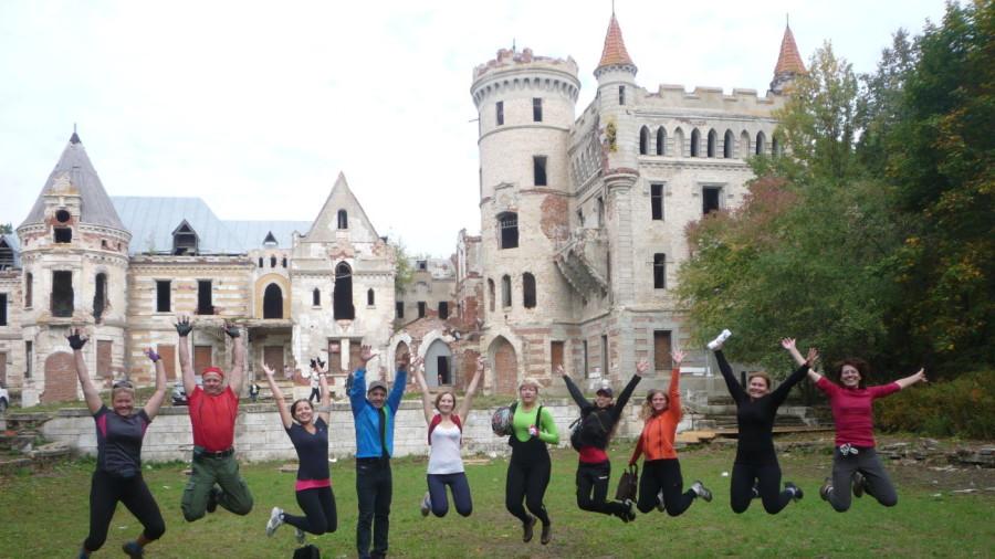 Замок Храповицкого