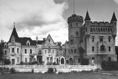 Замок Храповицкого в советское время